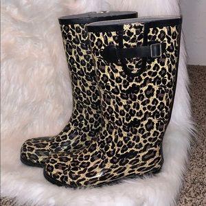 Nomad Cheetah Rainboots